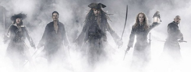 Picture from the Film Pirates Of The Caribbean